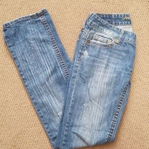 Medium washed jeans from American Eagle Outfitters